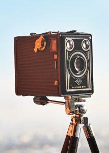Box Camera Film X Film Camera  - jdblack / Pixabay