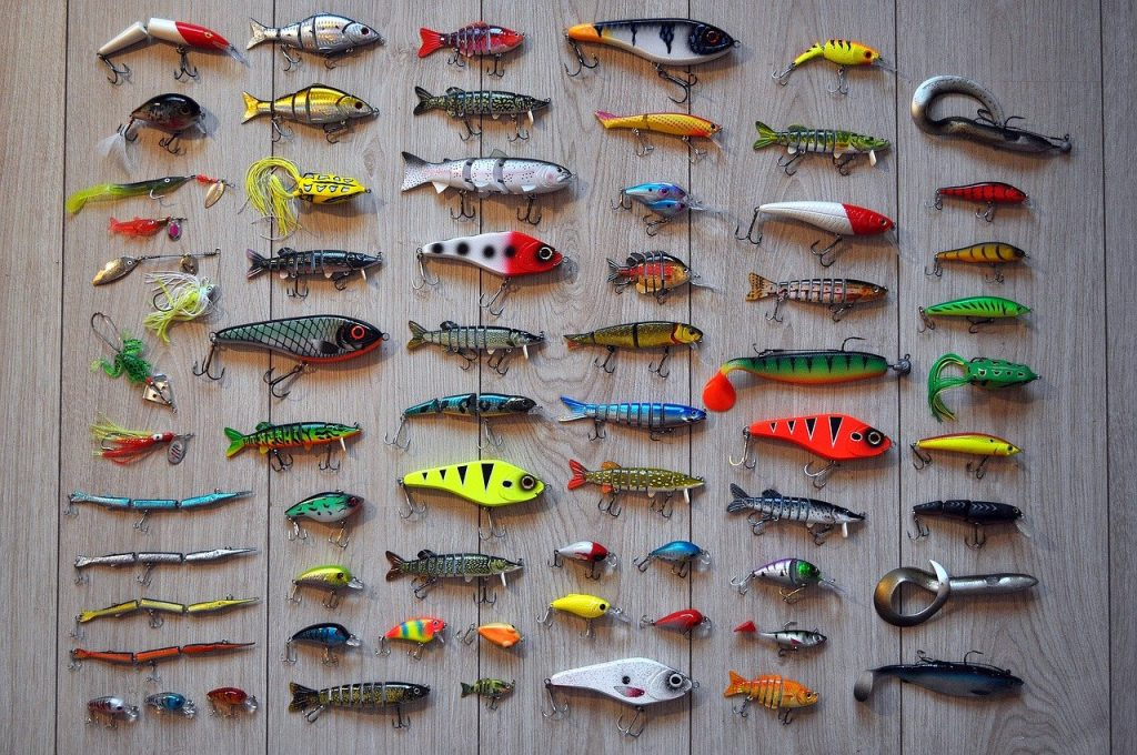Fishing Rod Hooks Fish Fisherman  - mirandableijenberg / Pixabay