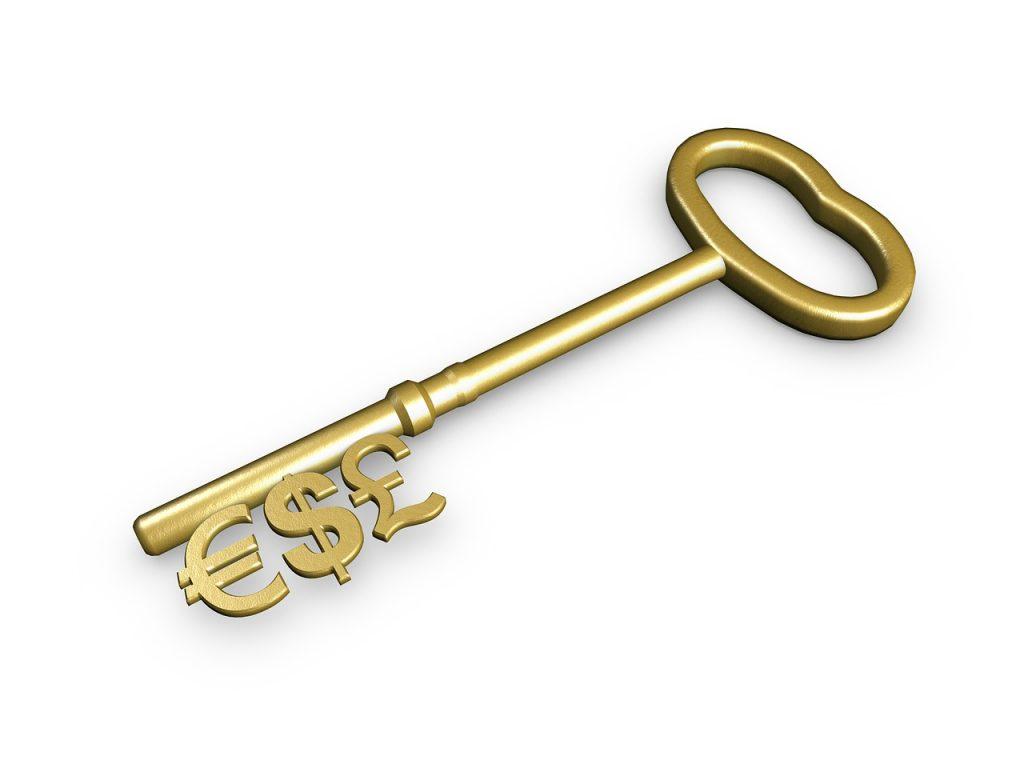 Key Money Success Business Concept  - 472301 / Pixabay